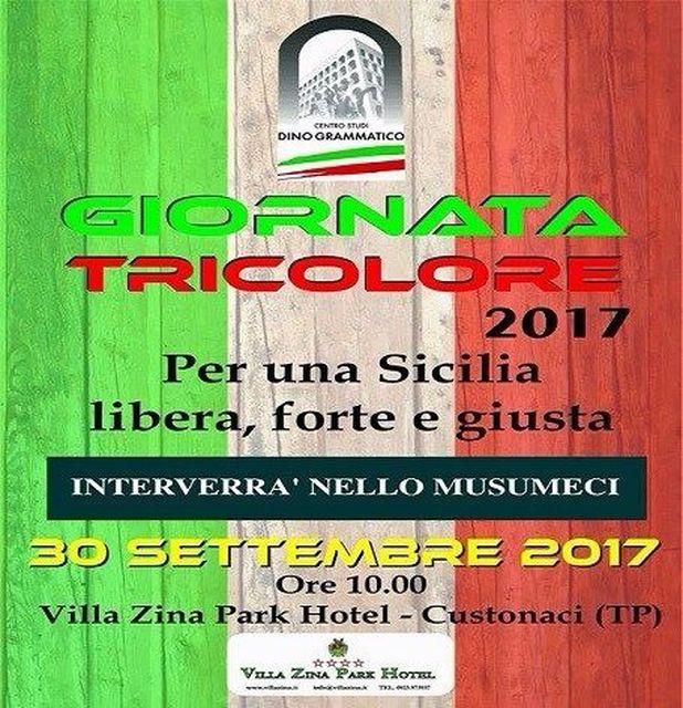 """Musumeci-alla-""""Giornata-Tricolore-2017″--sabato-30-settembre-2017-ore-10.00"""